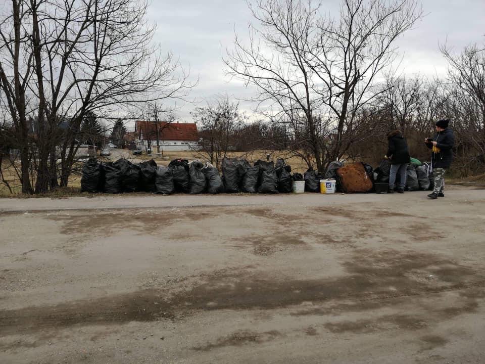 7. hulladékszedési akció Gyálon | GYÖSZ
