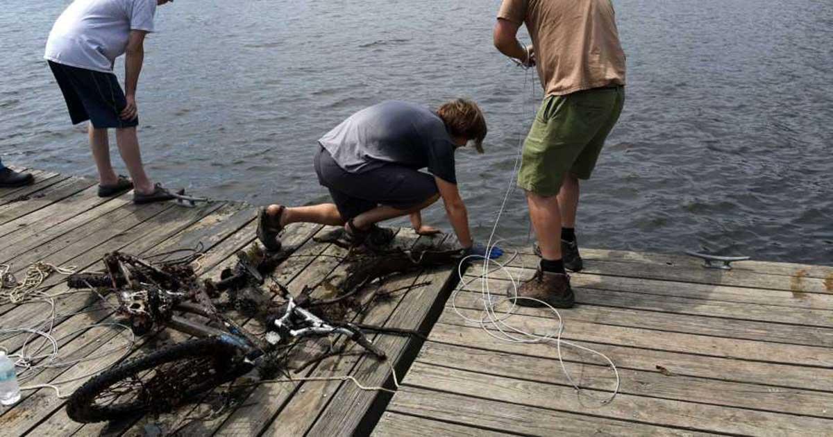 Mágnes horgászat - Szervezz medertakarítást!